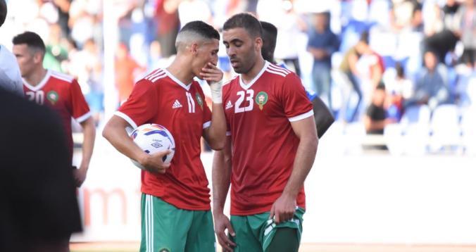 رسميا: عبد الرزاق حمد الله حاضر في لائحة المنتخب الوطني بالكان